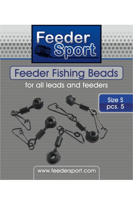 Feeder Fishing Beads